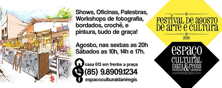 Guaramiranga: Festival de Agosto de Arte e Cultura